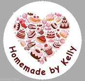Personalised Cupcake Stickers