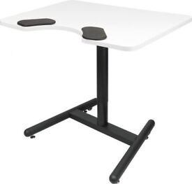 Height Adjustable Sit Stand Desk