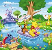Winnie Pooh Tapete