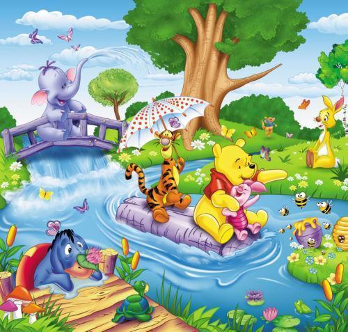 Winnie Pooh Zimmer. fabelhafte inspiration winnie pooh kinderzimmer ...