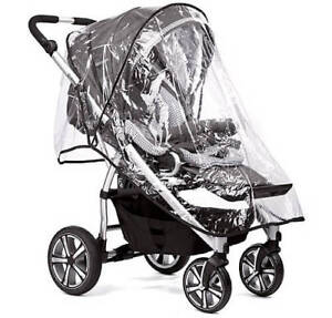 Like new stroller weather cover ( see-through clear plastic)