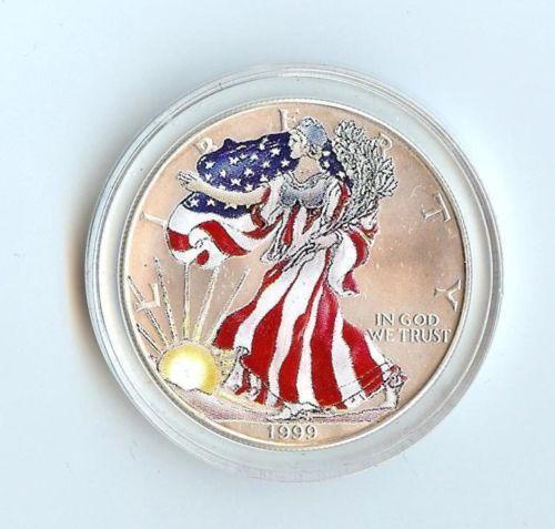 1999 American Eagle Silver Dollar Ebay