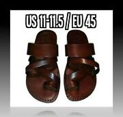 Mens Leather Sandals 11
