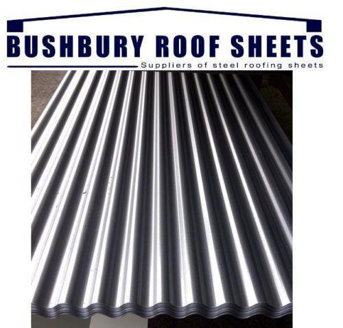 Corrugated Tin Roofing Ebay