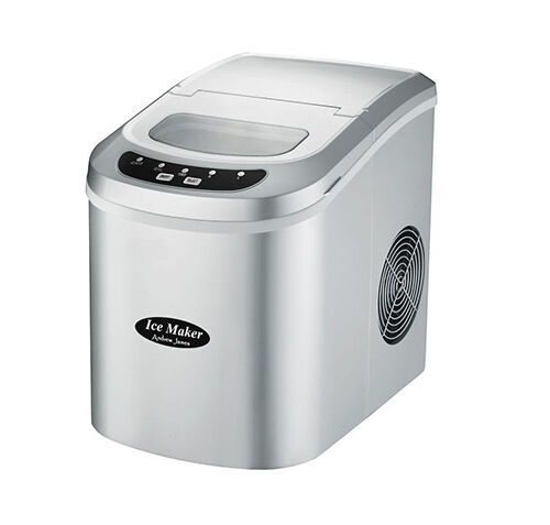 Andrew James Compact Countertop Ice Maker : Andrew James Ice Cube Maker Machine