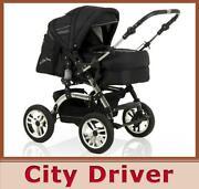 City Driver Pram