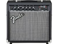 Fender Frontman 15G Guitar Amplifier NEW