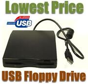 External 3.5 Floppy Drive