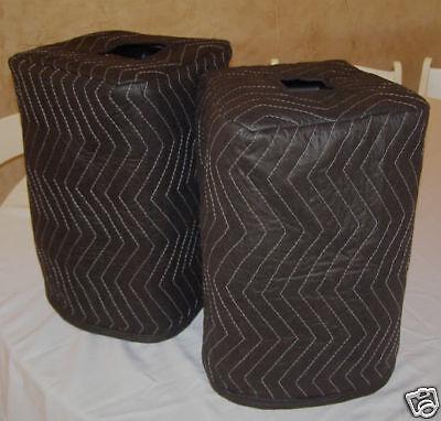 QSC K8 K 8 ORIGINAL Version Premium Padded Speaker Covers (2)  Qty of 1 = 1 PAIR for sale  Boiling Springs