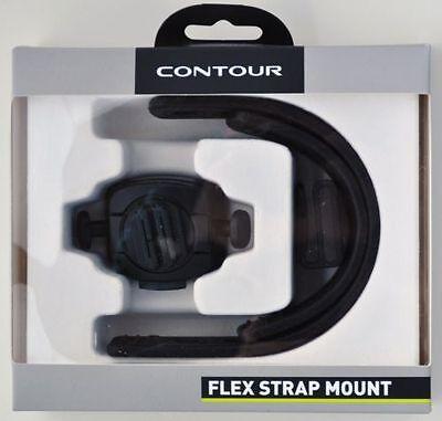 Contour Flex Strap Bike-Camera Mount for ContourHD ContourGPS Contour+PLUS roam for sale  Shipping to India
