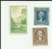 Unused US Stamps