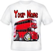 London Bus T Shirt
