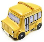 Bus Cookie Jar