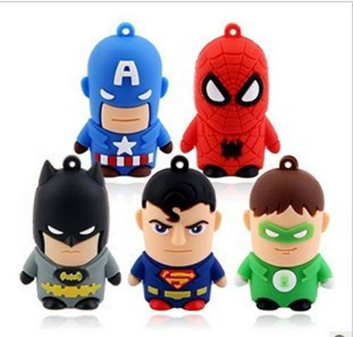 super-man-cartoon-model-USB-2-0-Flash-Memory-Pen-Drive-Stick-4GB-8GB-16GB-32GB