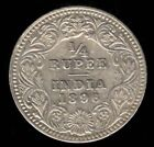 Uncertified 1896 Year British Indian Coins