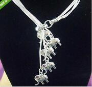 Silver Necklace Clasp
