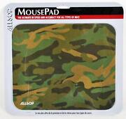 Green Mouse Mat
