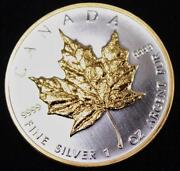 Canadian 5 Dollar Silver Coin