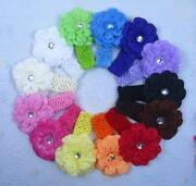 Boutique Hair Bows Lot