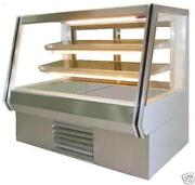 Refrigerated Pastry Case