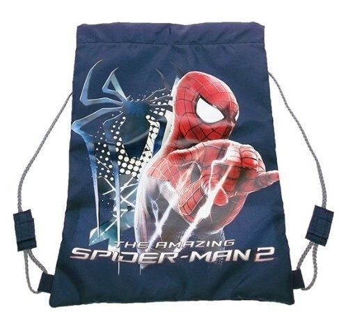 The Amazing Spider Man 2 School Trainer Bag Brand New Gift