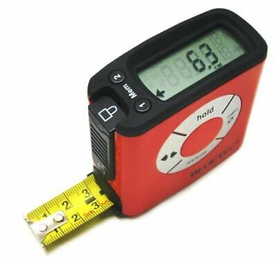 Digital Tape Measure Lcd Display 5.0m 16 Feet Korean Product Tracking Provided