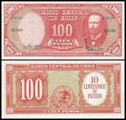 Chile 100 Pesos