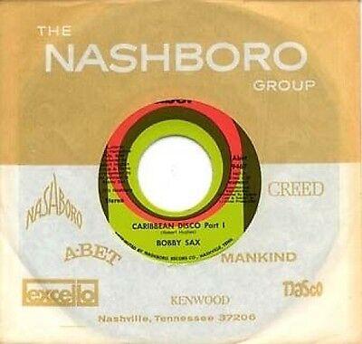 Disco Part (BOBBY SAX - CARIBBEAN DISCO PART 1 & 2 - ABET 45)