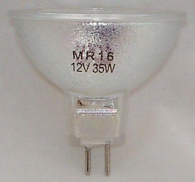 10 pcs. MR16 12V 35W FMW Flood Wide Beam Halogen Light Bulb 12v 35w Light Bulb