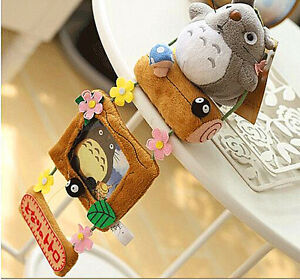 My Neighbor Totoro Plush Photo Picture Frame Decoration Hang Baby Gift Toys Kids