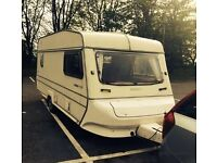 Abbey 2 Berth Caravan