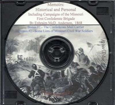 Missouri Confederate Brigades