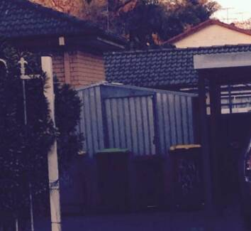 Garden Shed St Marys Penrith Area Preview