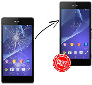 SONY XPERIA cell phone Repair IN DOWNTOWN, ALL MODELS