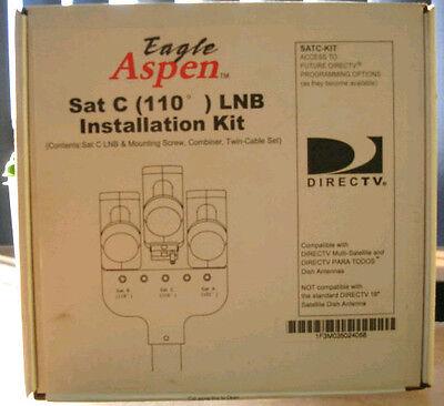 Eagle Aspen Sat C  (110 ) LNB installation -