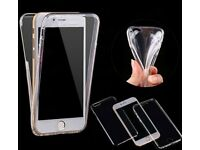 Casing for Apple iPhone 6S/6 TPU Gel Jelly Skin Case / Cover Crystal Clear