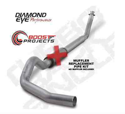 "Diamond Eye 5"" Exhaust fits 1994-2002 Dodge Ram Diesel 2500/3500 5.9L K5216A-RP"