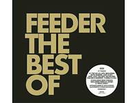 Feeder best of 3 cd album NEW