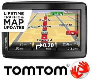 "USED TOMTOM VIA 5"" GPS NAVIGATION 110886266"