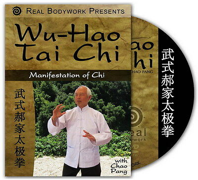 Wu Ho Tai Chi - Manifestation of Chi - DVD