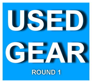 Used Gear (round 1)