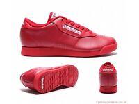 Reebok Princess Spirit Red Size UK 4