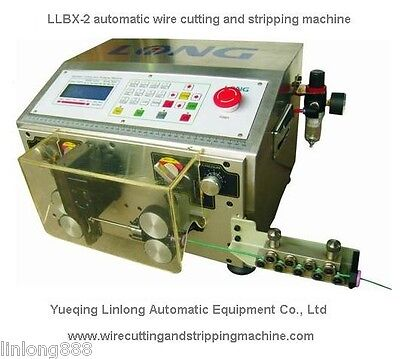 Wire Cutting And Stripping Machine Cable Stripper Machine Wire Strip Machine