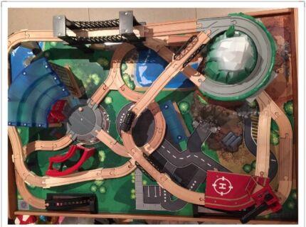 Imaginarium Metro Line Train Table Assembly Instructions   Elcho Table