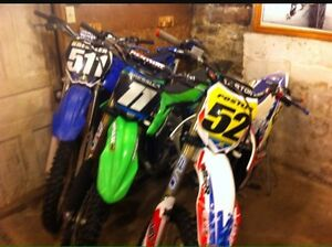 Looking to buy your seized/blown up dirt bikes$$$