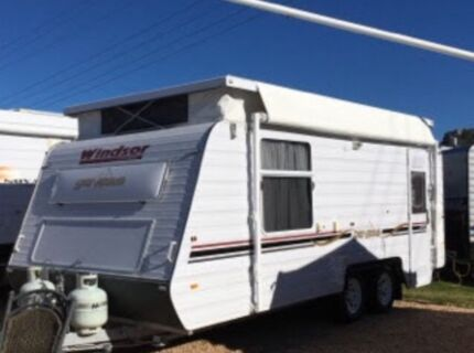 Windsor Caravan Narrabundah South Canberra Preview