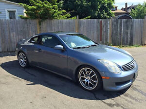 2007 Infiniti G35 Coupe for sale
