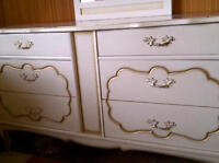 Girl's French Provincial Bedroom Set - Great Christmas Gift!