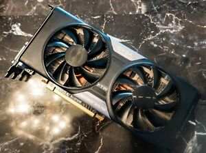 EVGA Nvidia GTX760 with 4GB RAM - Only $225.00