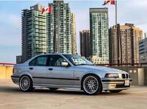 RARE 1997 BMW 328i ///M SPORT 5 Speed manual